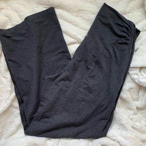 Slate Gray Wide Leg Lululemon Pants